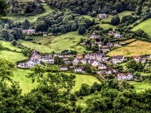 English-Village-Jack-Broom